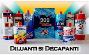 DILUANTI & DECAPANTI